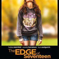 The Edge of Seventeen (2016) 11x17 Movie Poster