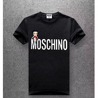 MOSCHINO Fashion Casual Shirt Top Tee