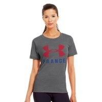 Under Armour Women's France Pride Graphic T-Shirt