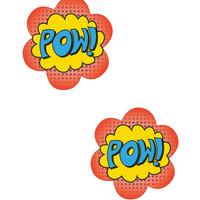 Freaking Awesome POW! Comic Book Pasties