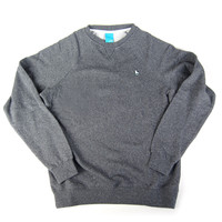 Enjoi: Poppa Boil Crewneck Sweater - Heather Navy