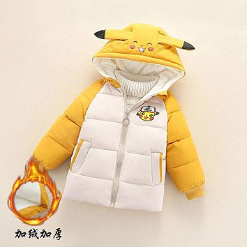 Baby boy's girl's  jacket children's fashion coat boy's clothes