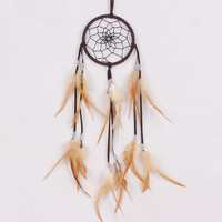 Leather Cars Dream Catcher [6284170886]