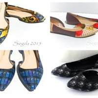 Doctor Who-Women's flats-Collection-Tardis-The Silence-Rose-Bad Wolf-comic con-gifts for her-Van Gogh-exploding tardis-villain-geek wedding