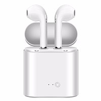 i7s Tws Wireless Headphones Bluetooth Earphones Earbuds Handsfree in ear Sports Headset with Charging Box For Smart phone