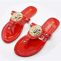 Versace Casual Fashion Women Sandal Slipper Shoes