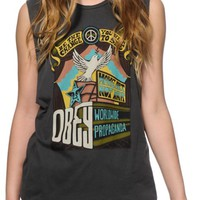 Obey Sign Age Muscle Tee