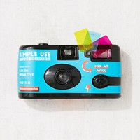 Lomography Simple Use Color Film Disposable Camera | Urban Outfitters