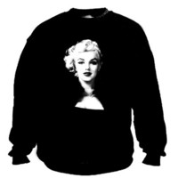 Monroe crew neck sweater | Duck Sick Tees