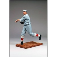 McFarlane Toys MLB Cooperstown Series 6 Action Figure Babe Ruth (Boston Red Sox) Chase Alternate Variant Pitcher Action Figure