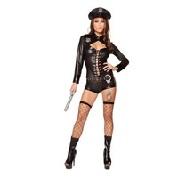 Naughty Police Office Costume