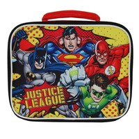"DC Comics 7.5"" Justice League Lunch - Red"