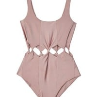 Samantha Pleet Rose Tabernacle Swimsuit
