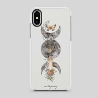 Tough Bumper iPhone Case - Mandragora