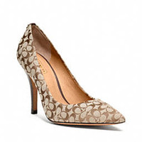 Visit Coach.com for the latest women's sandals and designer heels