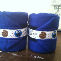 Cookie Monster Polo Wraps