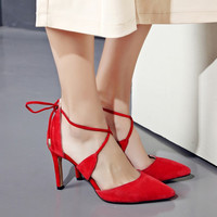 2016 new fashion elegant high heel shoes for summer graduation ball party  = 4777224964