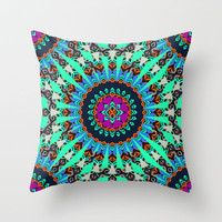 Mix #219 - 2 Throw Pillow by Ornaart   Society6