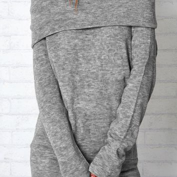 Cupshe Wrapped In Excellence Lapel Sweater