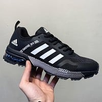 Adidas Aerobounce New Fashion Men Sports Leisure Shoes Black