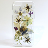 Faye iPhone 6 Dried Flower Phone Case