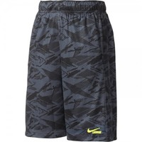 Nike Lax Print Youth Lacrosse Shorts - Black | Lacrosse Unlimited