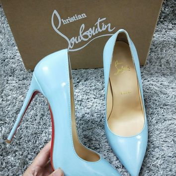 Christian Louboutin Cl Mint Heel