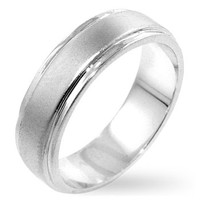 Classic Mens Eternity Ring