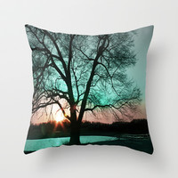 :: There's Always Tomorrow :: Throw Pillow by GaleStorm Artworks