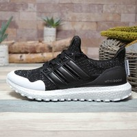 GOT Game of Thrones x adidas Ultra Boost 4.0 ¡°Night¡¯s Watch¡±