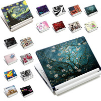 """Beautiful Dust-proof Waterproof Skin Decal Cover For 11.6""""12.1"""" 13"""" 13.3"""" 14"""" 14.1"""" 15"""" 15.4"""" Tablet Laptop Sticker"""