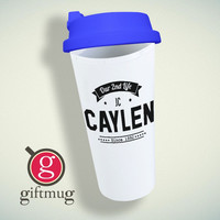 Our 2nd Life Jc Caylen Double Wall Plastic Mug