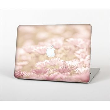 """The Distant Pink Flowerland Skin Set for the Apple MacBook Pro 13"""""""