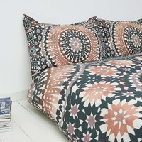 Moroccan Tile Pillow Case Set - Urban Outfitters