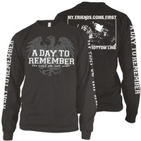 A Day To Remember: Friends Longsleeve