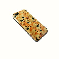 Shibe Doge All Over iPhone 4 4s, iPhone 5/5s, Iphone 5c Hard Case Cover