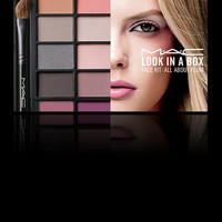 M·A·C Cosmetics   New Collections > Face > Look in a Box: All About Plum