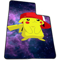 Pikachu Pokemon 898c2915-203f-4967-a020-c3dbc9b1c122 for Kids Blanket, Fleece Blanket Cute and Awesome Blanket for your bedding, Blanket fleece *AD*