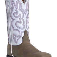 Laredo Women's Cowboy Approved Mesquite Stockman Cowgirl Boots