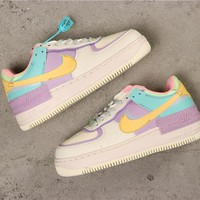 Nike Wmns Air Force 1 Shadow 'Pale Ivory' Sneakers - Best Online Sale