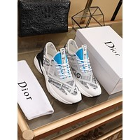 dior womens mens 2020 new fashion casual shoes sneaker sport running shoes 61