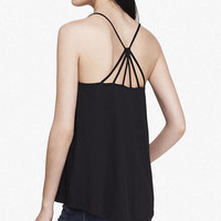 STRAPPY BACK TRAPEZE CAMI from EXPRESS