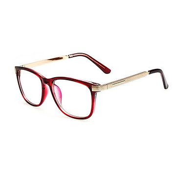 Kottdo Fashion Glasses Women Retro Vintage Reading Eyeglasses Frame Men Glasses Optical Eyewear Tenis Feminino Oculos De Grau