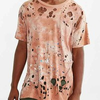 US Rags Destroyed Painted Tee
