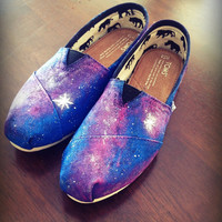 Youth GALAXY Toms - Women & Men sizing also available