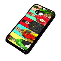 Parks Being Recreation For HTC One M8 Case