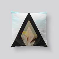 Throw Pillows for Couches / Mountains Beyond Mountains 2 by Green Lili