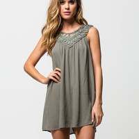 BLU PEPPER Crochet Dress | Short Dresses