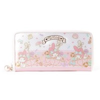My Melody Long Wallet: Cookie Collection
