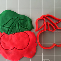 Cherry Cookie Cutter